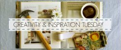 CREATIVITY & INSPIRATION TUESDAY {No.1}