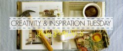 CREATIVITY & INSPIRATION TUESDAY {No. 8}