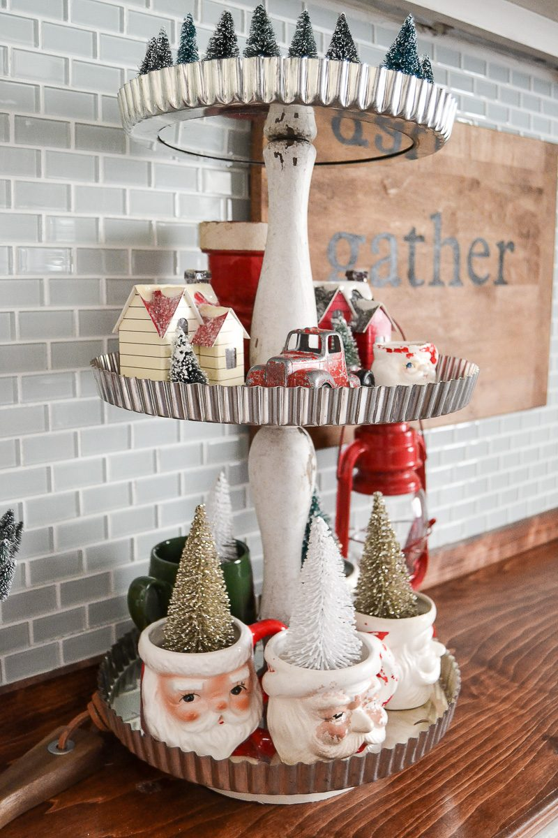 JOLLY INSPIRATION TO STYLING TIERED TRAYS FOR HAPPY