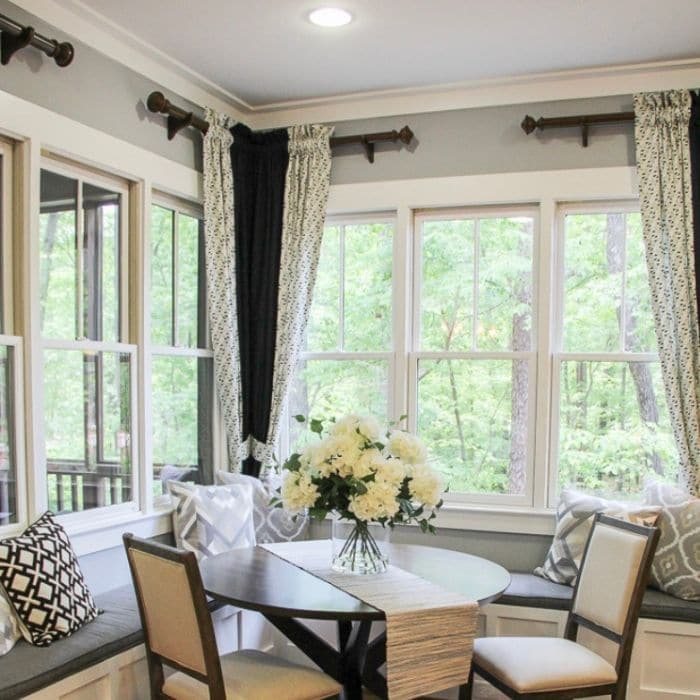 curtains for corner windows life on