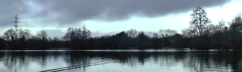 Farlows winter carp fishing