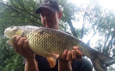 chub fishing old river lee lea