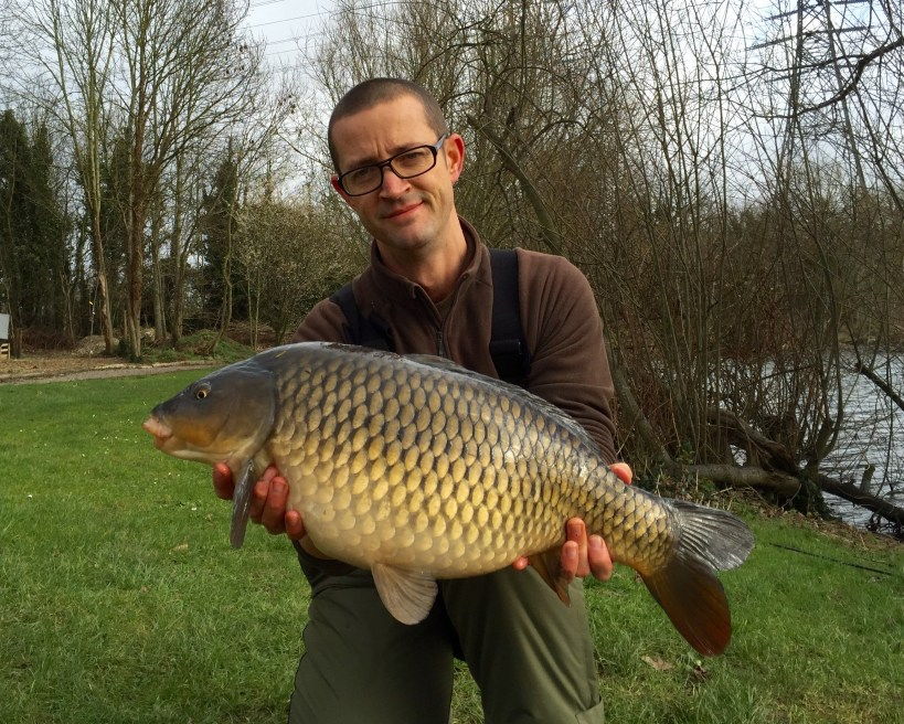 Farlows winter carp