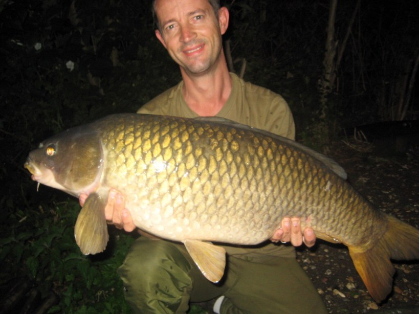 carp fishing Farlows Lake 2