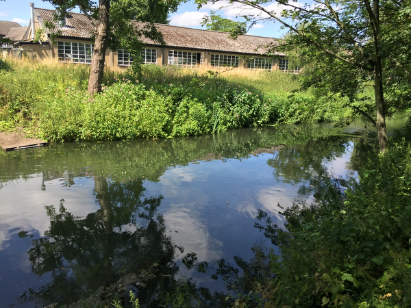 old river lea