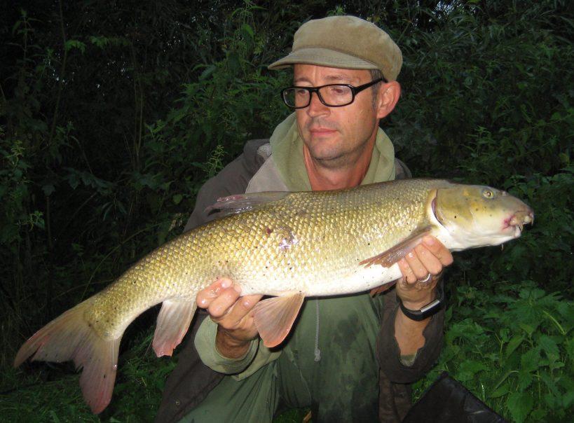 barbel River Lea