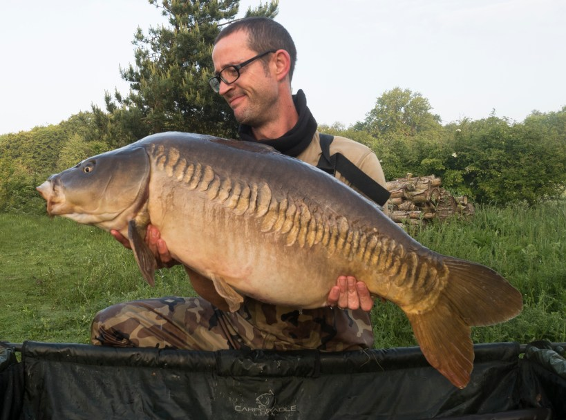 fryerning carp lake