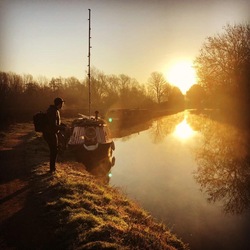 river stort fishing