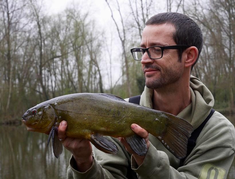 Tench Fishing in Hertfordshire