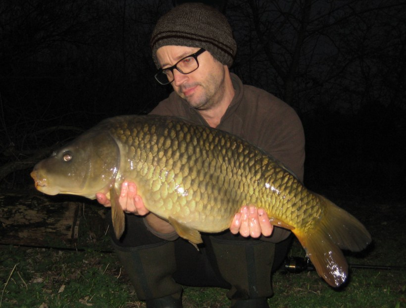 Easy carp fishing runs water hertfordshire