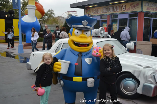 Universal Orlando Tips with Kids