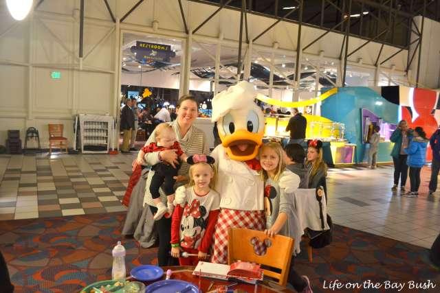 Donald Chef Mickeys