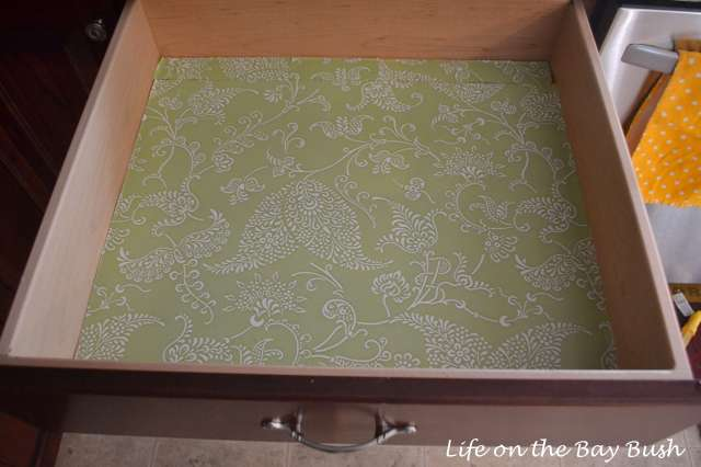 empty drawer