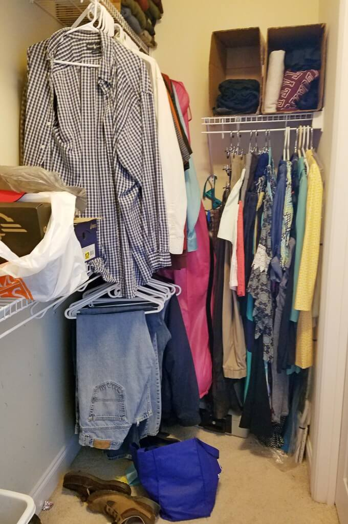 Mission Organization: Closet Rescue – Phase 1 Highlights