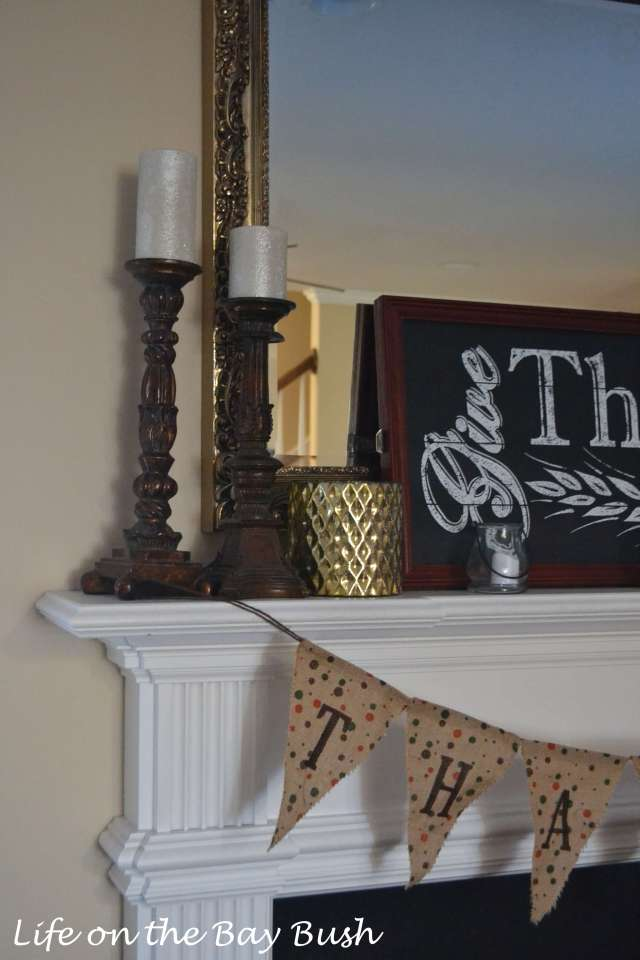 thanksgiving-mantel-decorating-ideas
