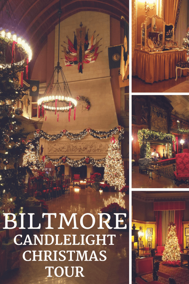 Visiting the Biltmore is on my Bucket List. This Candlelight Christmas Tour looks amazing and so much fun. Definitely want to visit if I'm in Asheville.