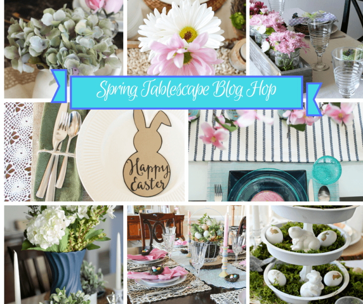 A collection of seriously adorable tablescapes for Spring!