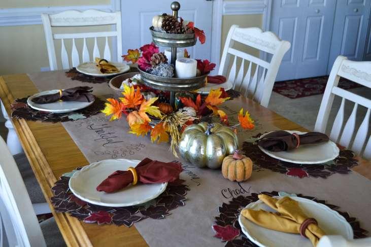 Fall Tablescape Blog Hop