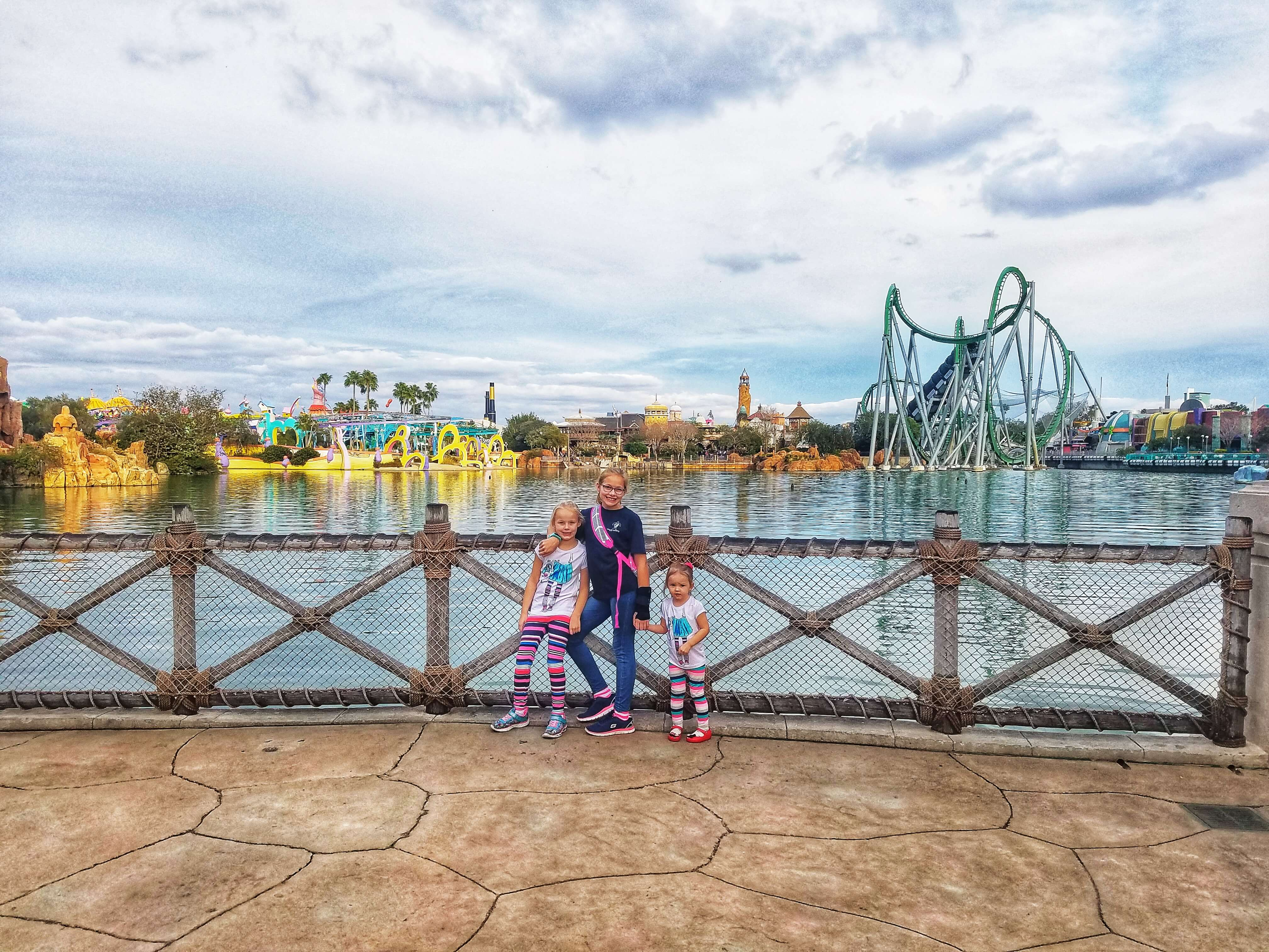 Universal Orlando Islands of Adventure