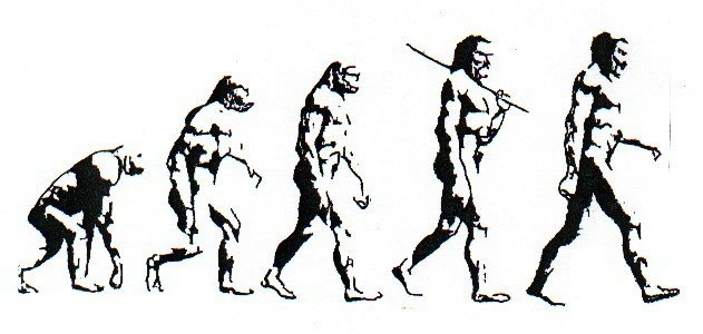 Evolution is only a theory