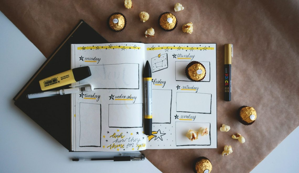 To Bullet Journal or Not?