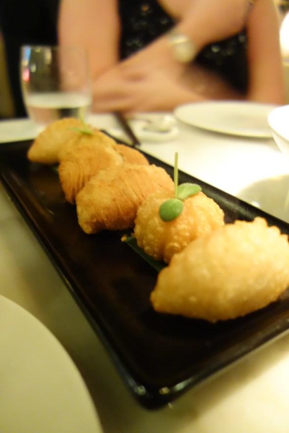 Hakka Fried Dim Sum Platter
