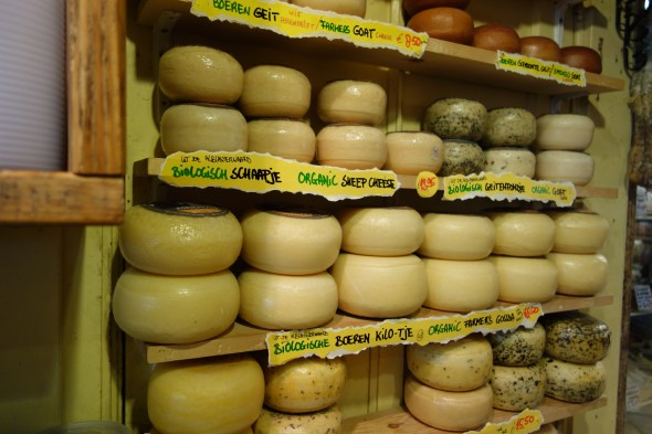 So many types of Gouda, so little time