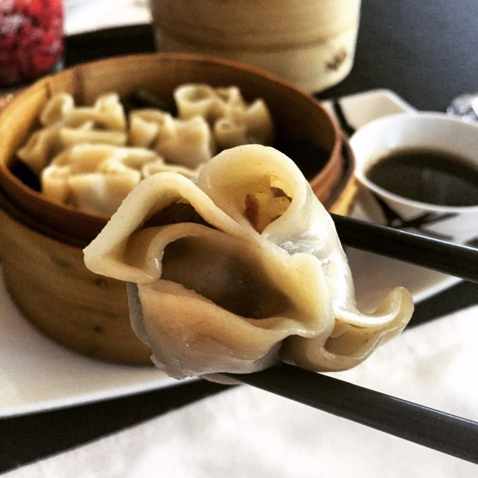 dumplings qatar foodie