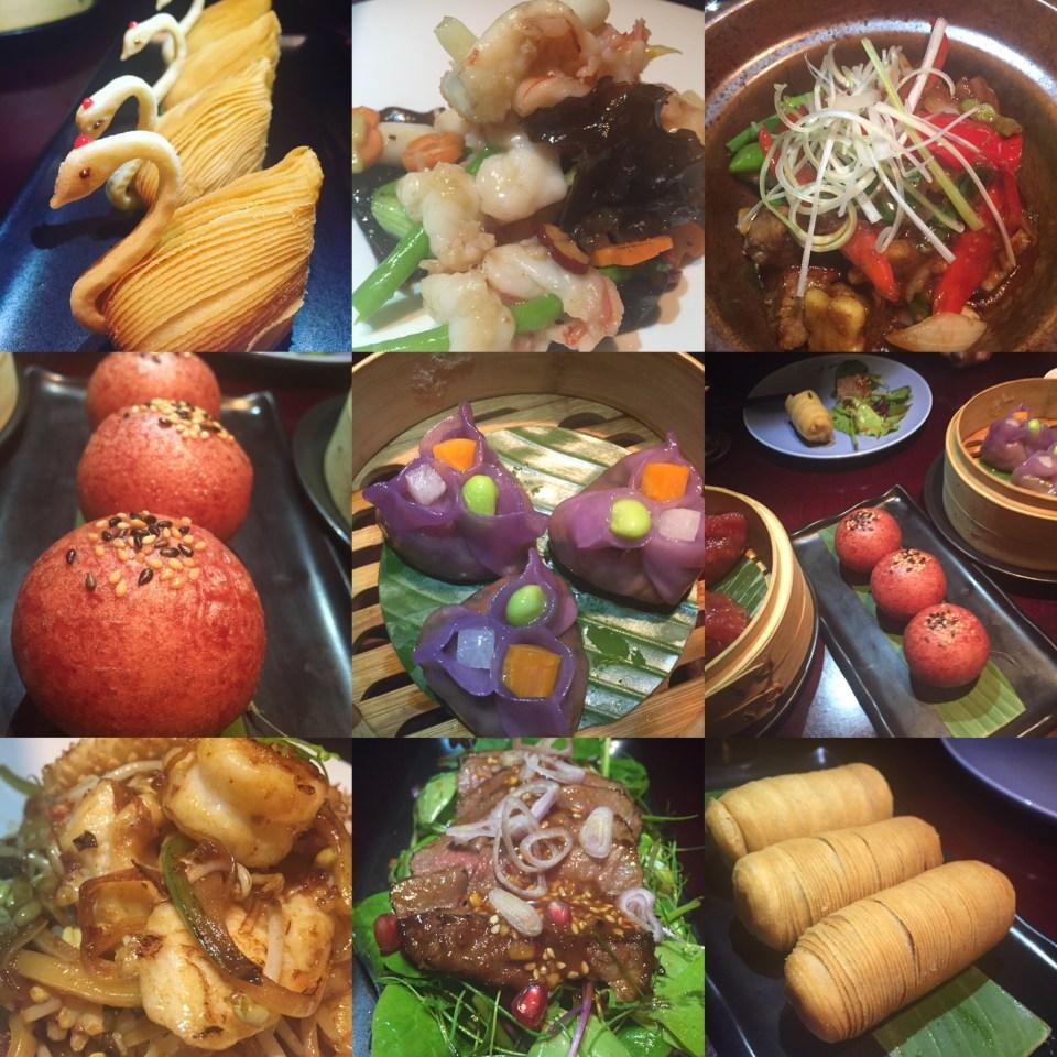 dumplings food blog doha life on the wedge