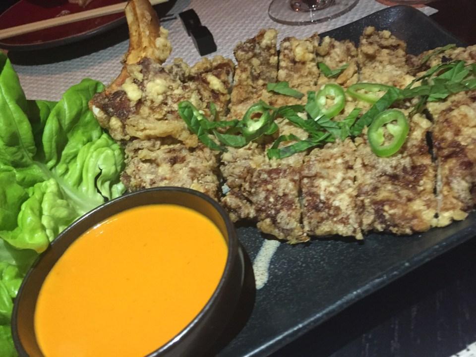 cutlet asian food doha flood blog life on the wedge
