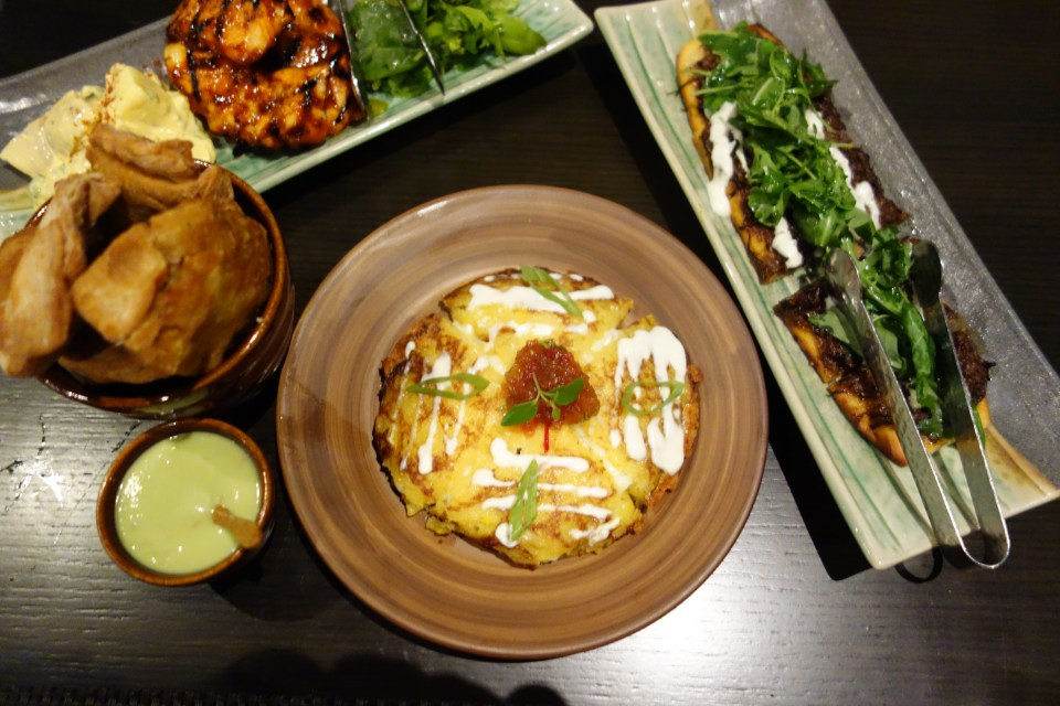 peruvian cuisine life on the wedge