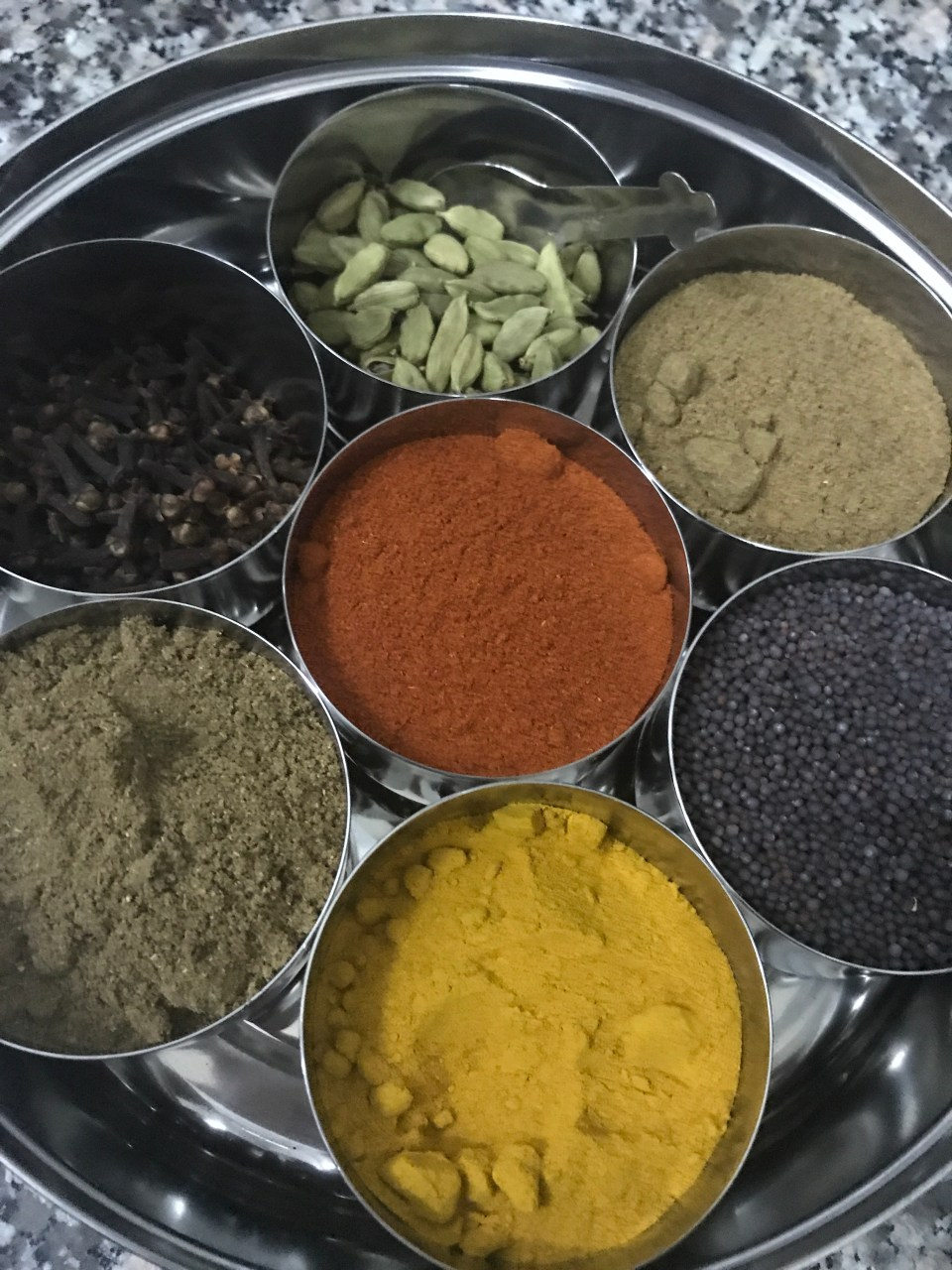 Masala spices