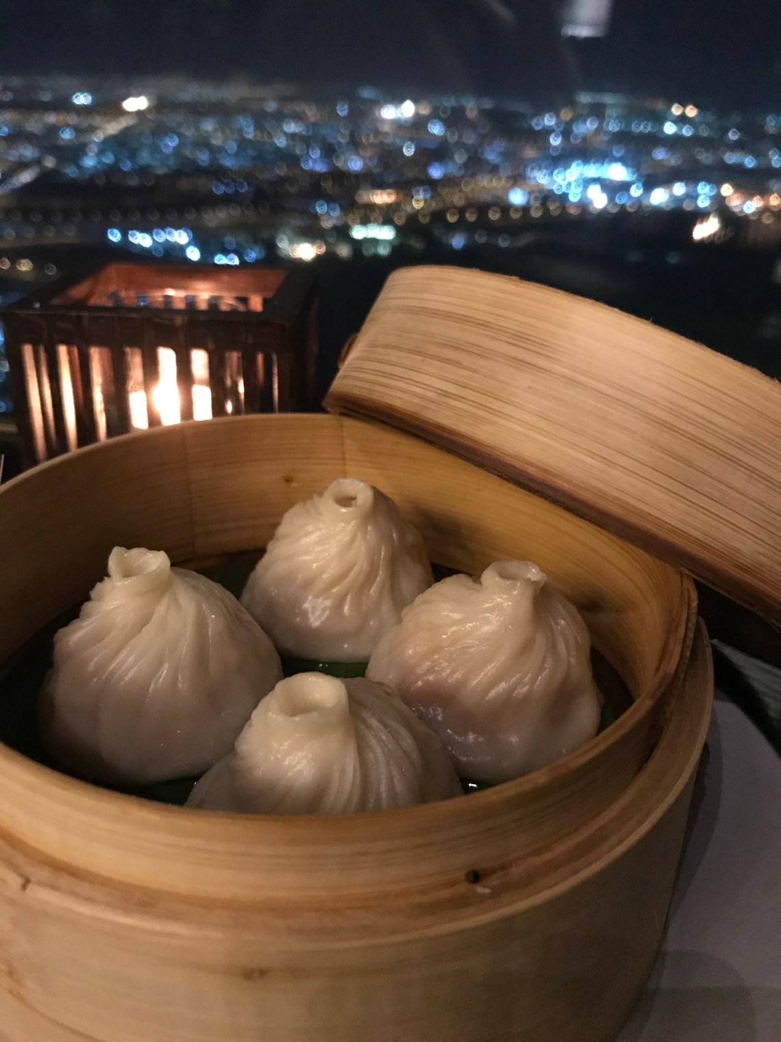 Zengo Doha dumplings