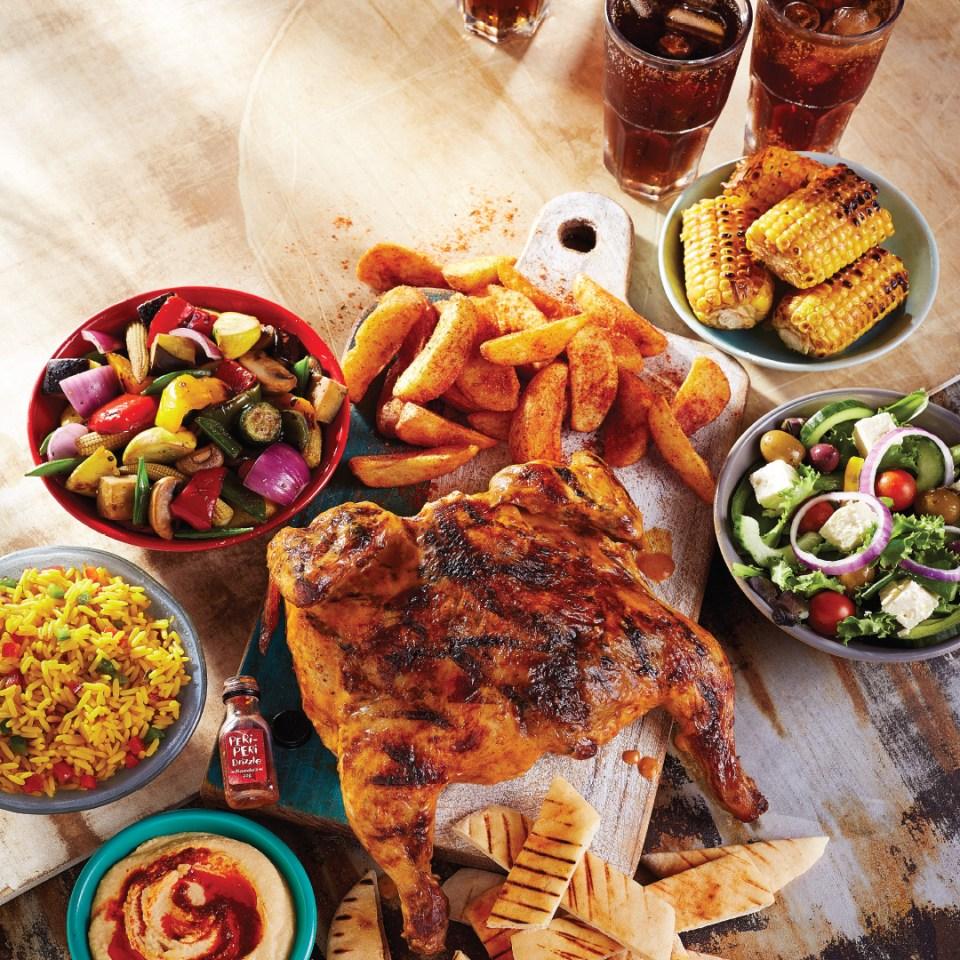 Ramadan Platter