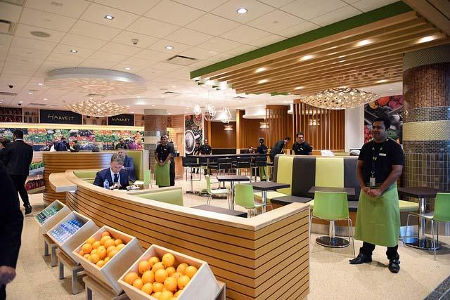 Qatar Duty Free opens Harvest 2 [qatarisbooming.com]