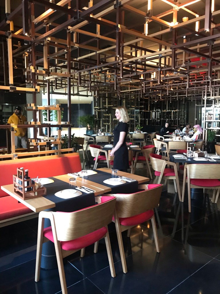HUQQA, Line and Sinker - A Review of Doha's Newest Turkish Restaurant