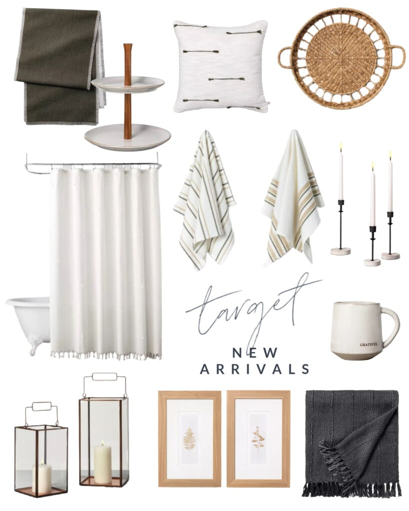 new target home decor arrivals hearth