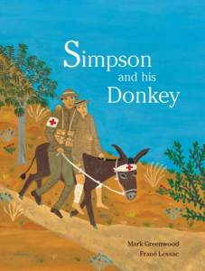 Simpson and his Donkey 2016 book week