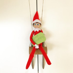 The Lazy Mum's Guide to Elf on the Shelf