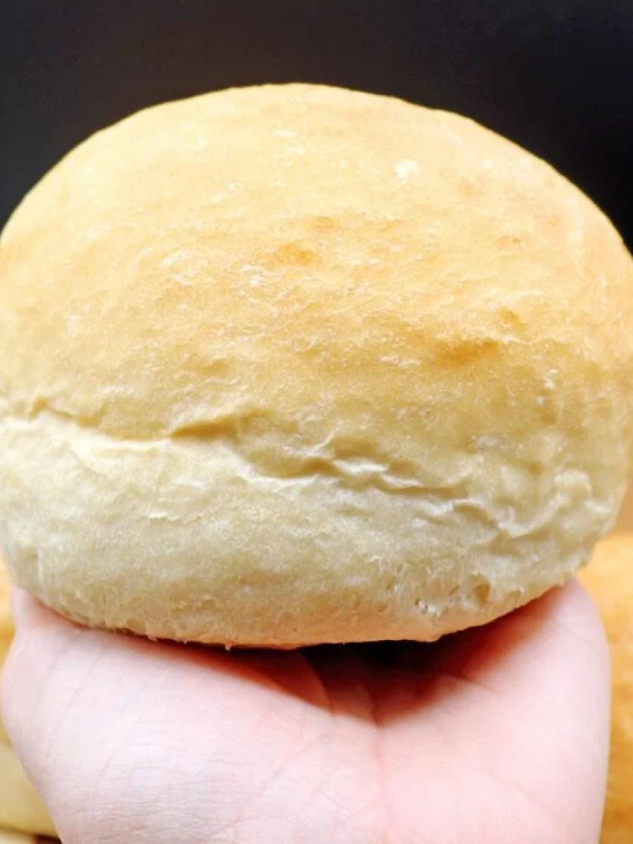 Small Bread Bowl Hand
