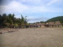 Ticla beach front
