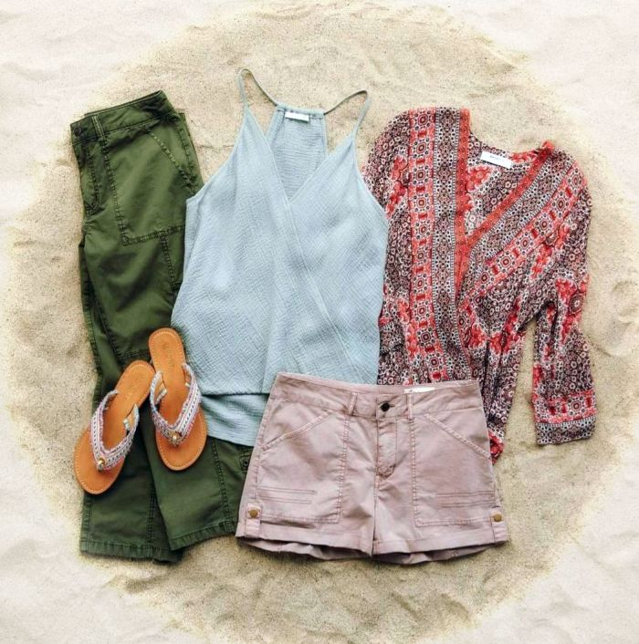 Stitch Fix capsule wardrobe