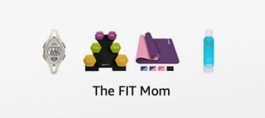 Home Gym Essentials on Amazon