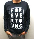 Life Out of the Box Forever Young Sweatshirt, Black