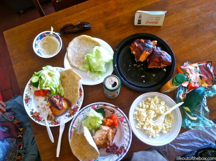 Thanksgiving in Nicaragua