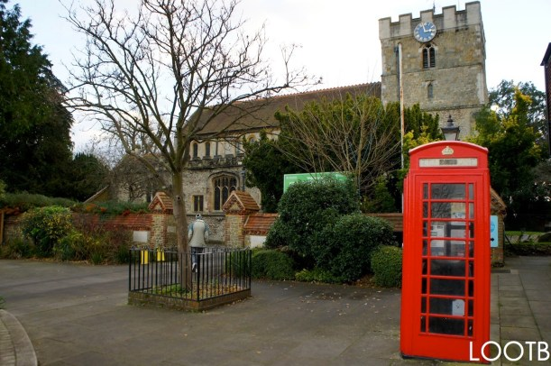 LOOTB in Petersfield, Arundel and Chichester England