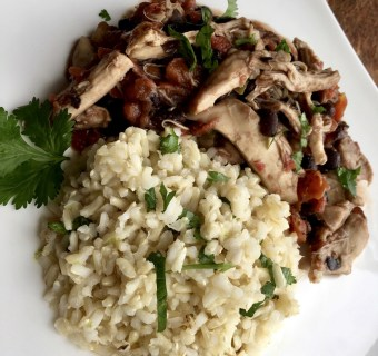 Chipotle Rice Recipe with Cilantro and Lime (Copycat)