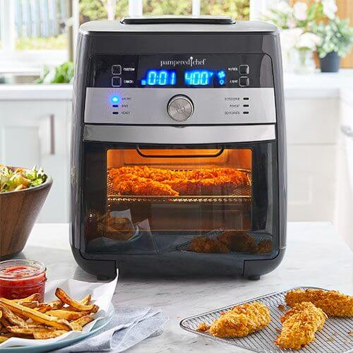 Deluxe Air Fryer from Pampered Chef