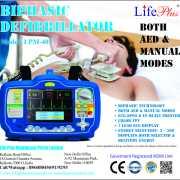 Biphasic Defibrillator LPM-403 JPG