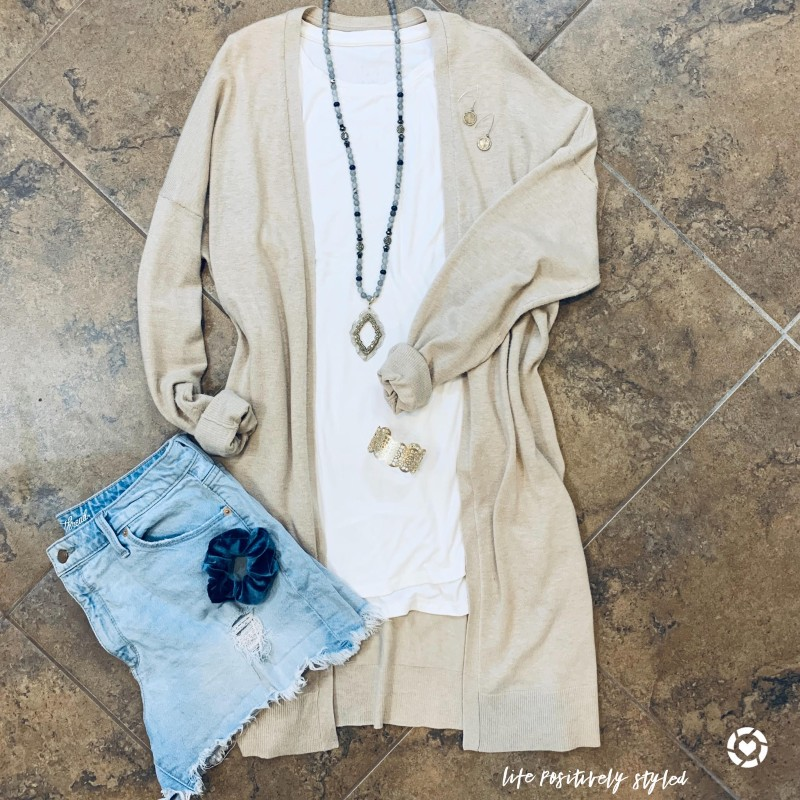 How To Transition Your Closet into Fall… on a Budget!